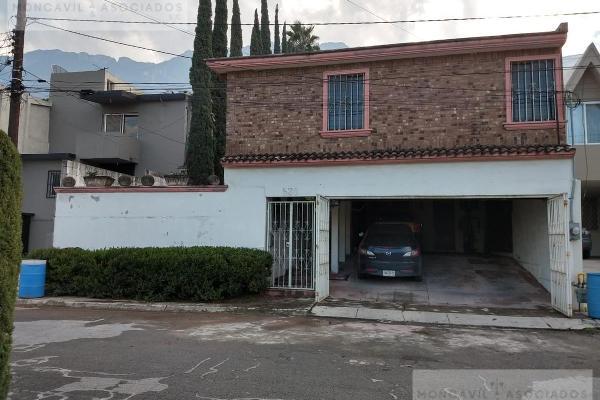 Foto de casa en venta en  , san pedro garza garcia centro, san pedro garza garcía, nuevo león, 12265965 No. 01