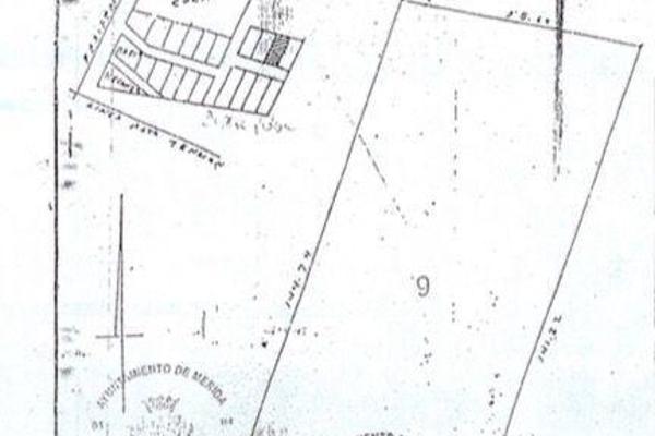 Foto de terreno habitacional en venta en  , san pedro, kanasín, yucatán, 7861570 No. 02