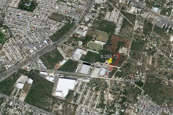 Foto de terreno habitacional en venta en  , san pedro, kanasín, yucatán, 7861570 No. 03