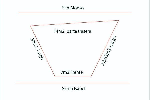 Foto de terreno habitacional en venta en san pedro , la providencia, tonalá, jalisco, 14031585 No. 02