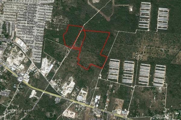 Foto de terreno comercial en venta en  , san pedro noh pat, kanasín, yucatán, 0 No. 01