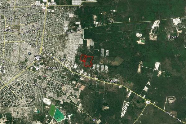 Foto de terreno comercial en venta en  , san pedro noh pat, kanasín, yucatán, 0 No. 02