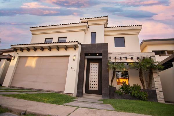 Foto de casa en venta en  , san pedro residencial segunda sección, mexicali, baja california, 18376164 No. 01