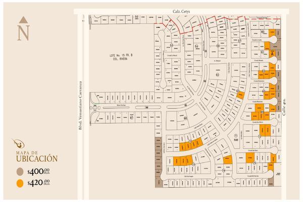 Foto de terreno habitacional en venta en  , san pedro residencial segunda sección, mexicali, baja california, 18628422 No. 10