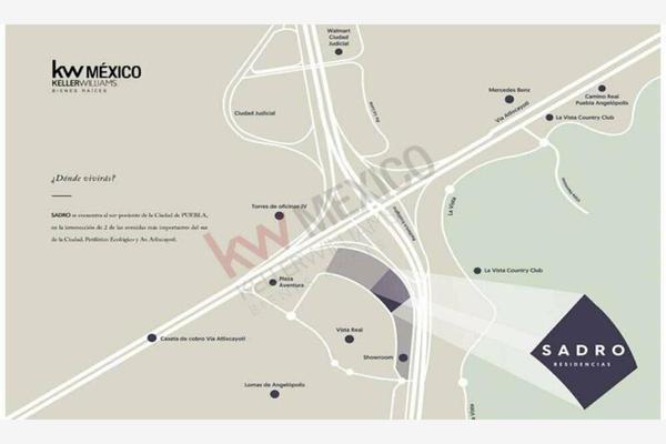 Foto de departamento en venta en  , san pedro, san andrés cholula, puebla, 7469958 No. 16