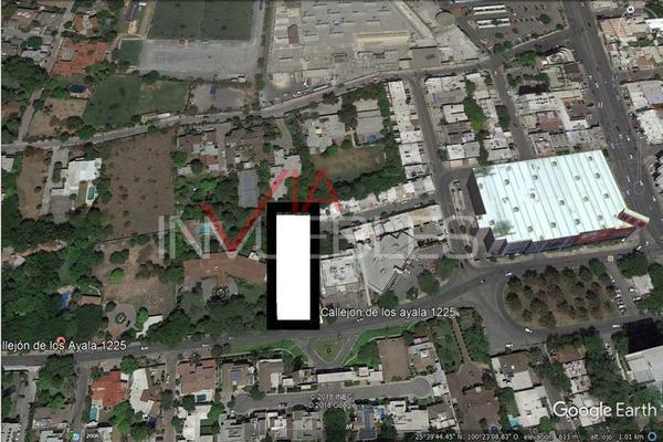 Foto de terreno habitacional en venta en  , san pedro, san pedro garza garcía, nuevo león, 13985954 No. 01