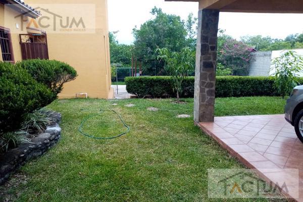Foto de casa en venta en  , san pedro, santiago, nuevo león, 17807610 No. 04