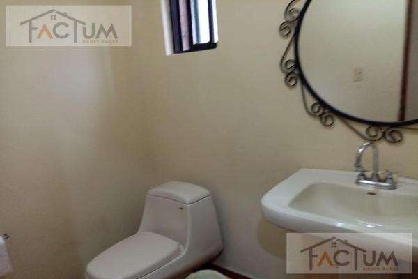 Foto de casa en venta en  , san pedro, santiago, nuevo león, 17807610 No. 16