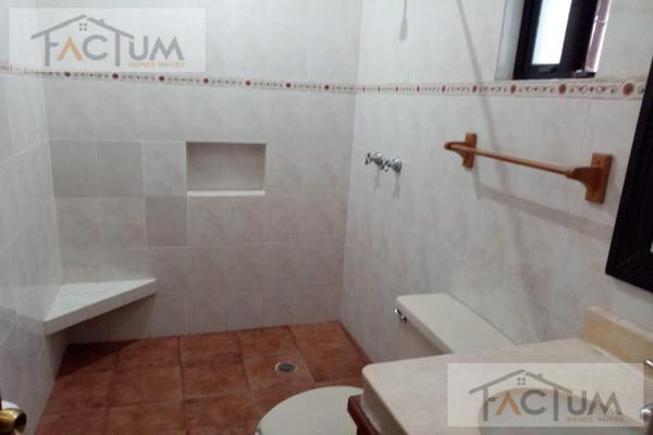 Foto de casa en venta en  , san pedro, santiago, nuevo león, 17807610 No. 21