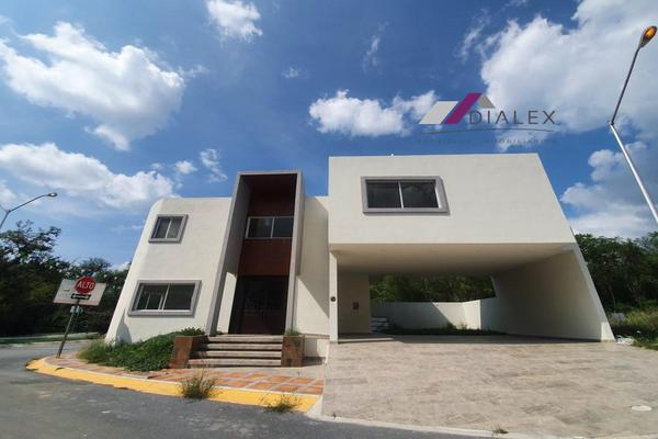 Foto de casa en venta en  , san pedro, santiago, nuevo león, 20297472 No. 01