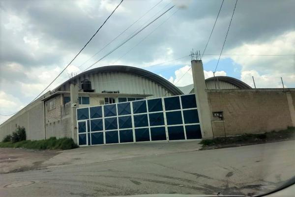 Foto de bodega en venta en . ., san pedro totoltepec, toluca, méxico, 5837538 No. 02