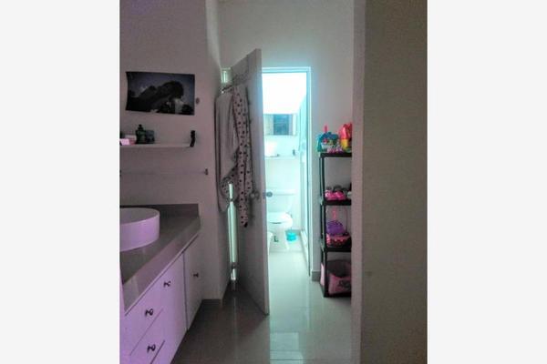 Foto de casa en venta en san quintin 100, rancho santa mónica, aguascalientes, aguascalientes, 7285409 No. 18
