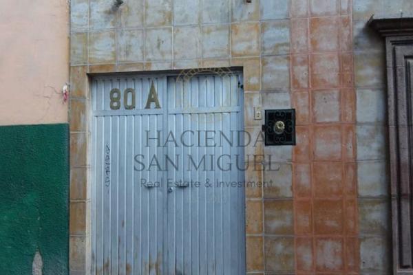 Foto de casa en venta en  , san rafael insurgentes, san miguel de allende, guanajuato, 7509872 No. 01