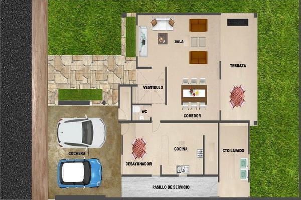Foto de casa en venta en  , san ramon norte i, mérida, yucatán, 15899040 No. 18