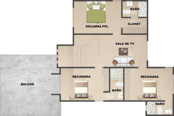 Foto de casa en venta en  , san ramon norte i, mérida, yucatán, 15899040 No. 19