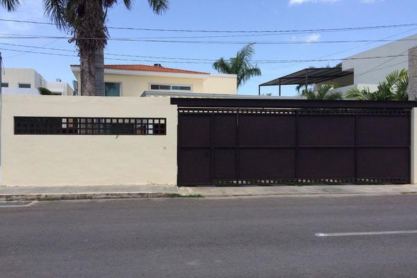 Foto de casa en venta en  , san ramon norte i, mérida, yucatán, 17871136 No. 01