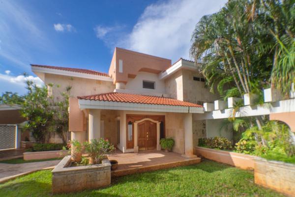 Foto de casa en venta en  , san ramon norte i, mérida, yucatán, 18847907 No. 01