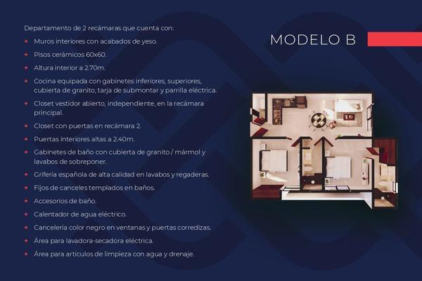 Foto de departamento en venta en  , san ramon norte i, mérida, yucatán, 19932210 No. 04