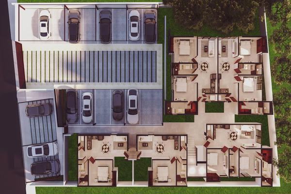 Foto de departamento en venta en  , san ramon norte, mérida, yucatán, 0 No. 13