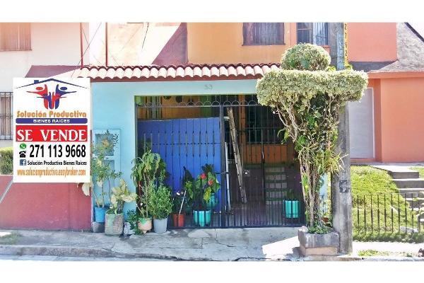 Foto de casa en venta en  , san román infonavit, córdoba, veracruz de ignacio de la llave, 3109193 No. 01