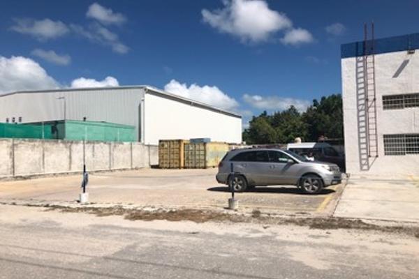 Foto de nave industrial en renta en san román , villa palmeras, carmen, campeche, 6128545 No. 04