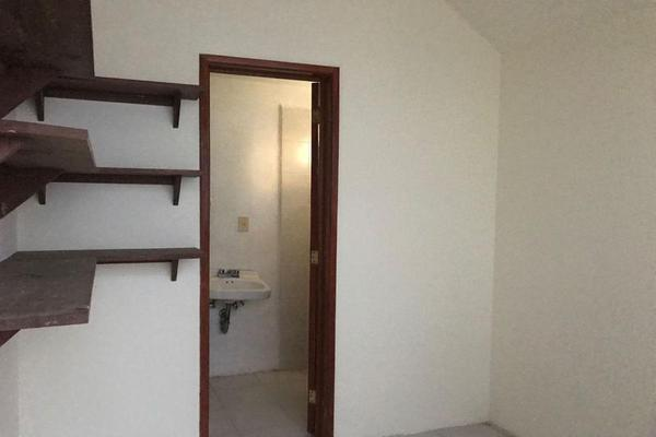 Foto de casa en renta en  , san salvador, metepec, méxico, 8088805 No. 20
