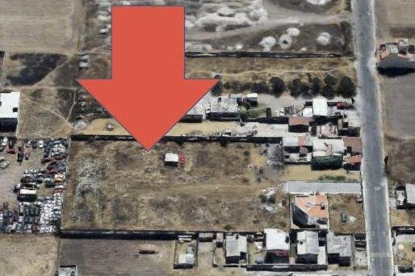 Foto de terreno habitacional en venta en  , san salvador tizatlalli, metepec, méxico, 12266151 No. 01