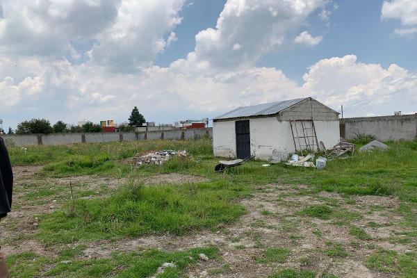 Foto de terreno habitacional en venta en  , san salvador tizatlalli, metepec, méxico, 12266151 No. 03