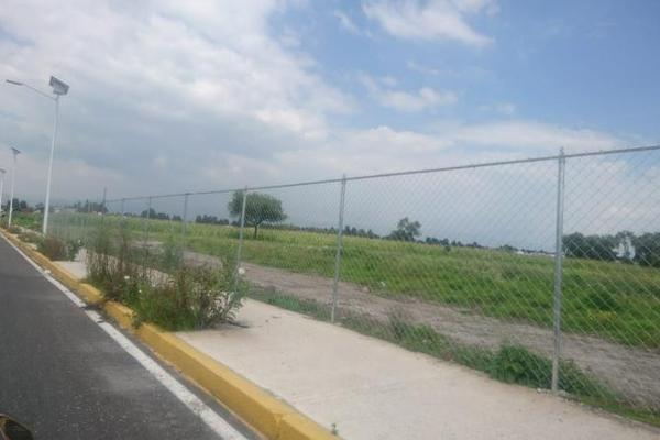 Foto de terreno habitacional en venta en  , san salvador tizatlalli, metepec, méxico, 7913126 No. 07