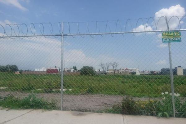 Foto de terreno habitacional en venta en  , san salvador tizatlalli, metepec, méxico, 7913126 No. 08
