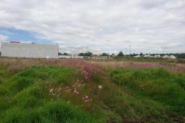 Foto de terreno habitacional en venta en  , san salvador tizatlalli, metepec, méxico, 7913341 No. 02