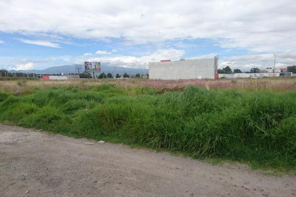 Foto de terreno habitacional en venta en  , san salvador tizatlalli, metepec, méxico, 7913341 No. 05
