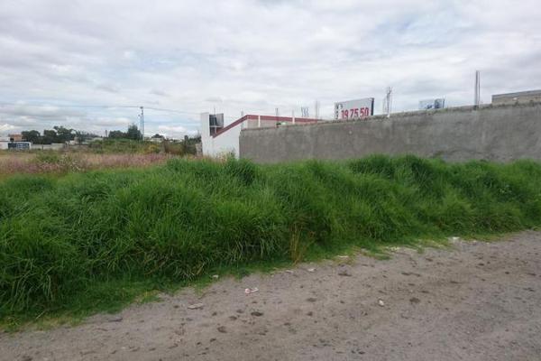Foto de terreno habitacional en venta en  , san salvador tizatlalli, metepec, méxico, 7913341 No. 08