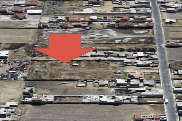 Foto de terreno habitacional en venta en  , san salvador tizatlalli, metepec, méxico, 8106811 No. 01