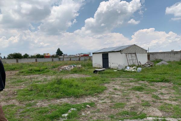 Foto de terreno habitacional en venta en  , san salvador tizatlalli, metepec, méxico, 8106811 No. 03