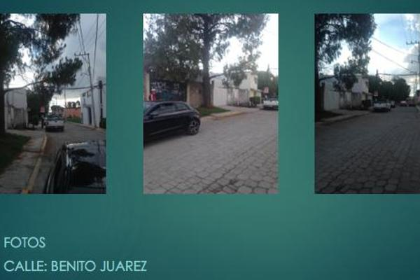 Foto de terreno habitacional en venta en  , san salvador, toluca, méxico, 7913515 No. 02