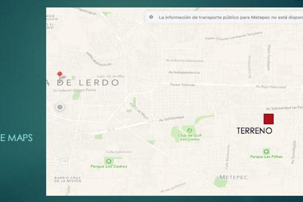 Foto de terreno habitacional en venta en  , san salvador, toluca, méxico, 7913515 No. 04