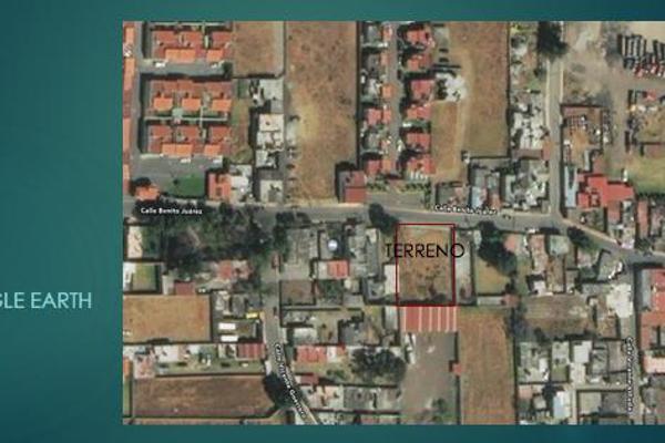 Foto de terreno habitacional en venta en  , san salvador, toluca, méxico, 7913515 No. 07