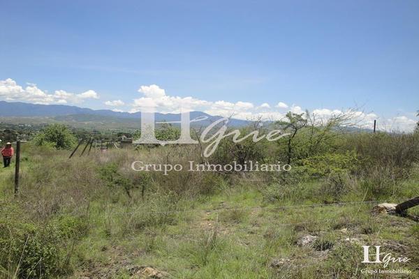 Foto de terreno habitacional en venta en san sebastian etla , san pablo etla, san pablo etla, oaxaca, 18391893 No. 06