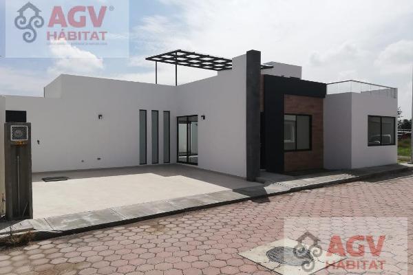 Foto de casa en venta en  , san sebastián tepalcatepec, san pedro cholula, puebla, 7875440 No. 01