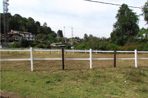 Foto de terreno habitacional en venta en  , san simón el alto, valle de bravo, méxico, 5410232 No. 08