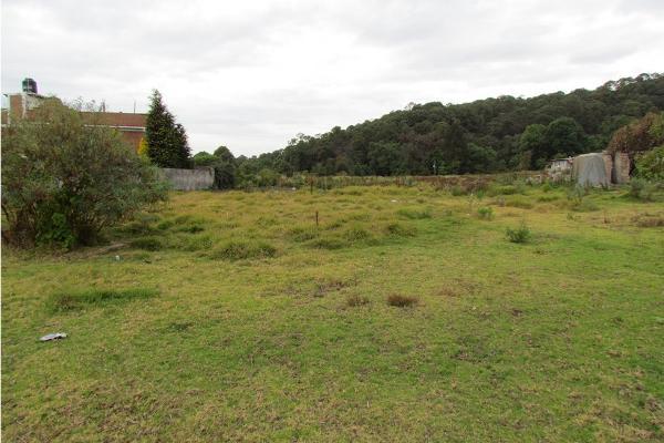 Foto de terreno habitacional en venta en  , san simón el alto, valle de bravo, méxico, 5859560 No. 01