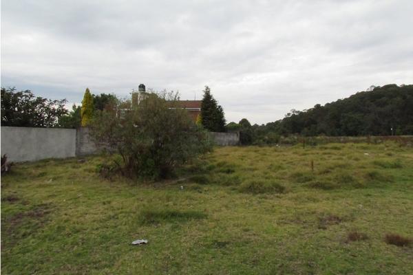 Foto de terreno habitacional en venta en  , san simón el alto, valle de bravo, méxico, 5859560 No. 02