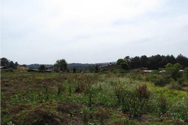 Foto de terreno habitacional en venta en  , san simón el alto, valle de bravo, méxico, 5859560 No. 09