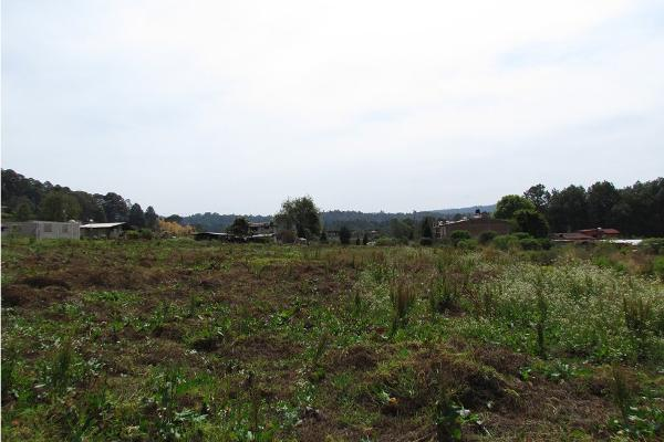 Foto de terreno habitacional en venta en  , san simón el alto, valle de bravo, méxico, 5859560 No. 13
