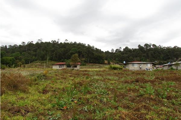 Foto de terreno habitacional en venta en  , san simón el alto, valle de bravo, méxico, 5859560 No. 17