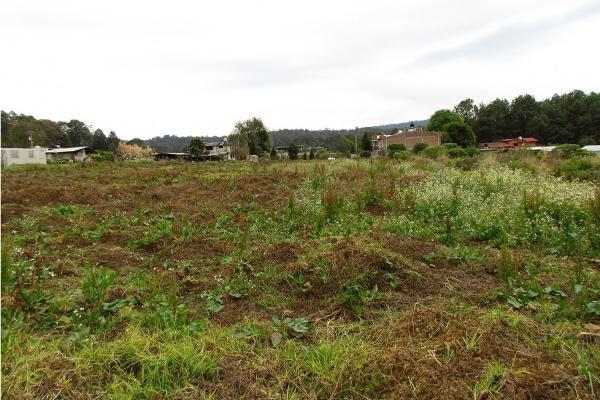 Foto de terreno habitacional en venta en  , san simón el alto, valle de bravo, méxico, 5859560 No. 19