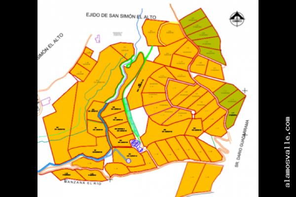 Foto de terreno habitacional en venta en  , san simón el alto, valle de bravo, méxico, 9305192 No. 02