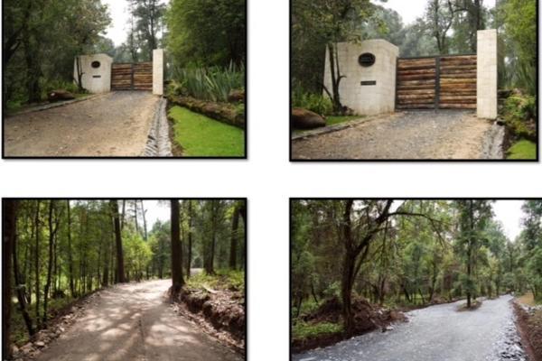 Foto de terreno habitacional en venta en san simón , san simón el alto, valle de bravo, méxico, 5858143 No. 04