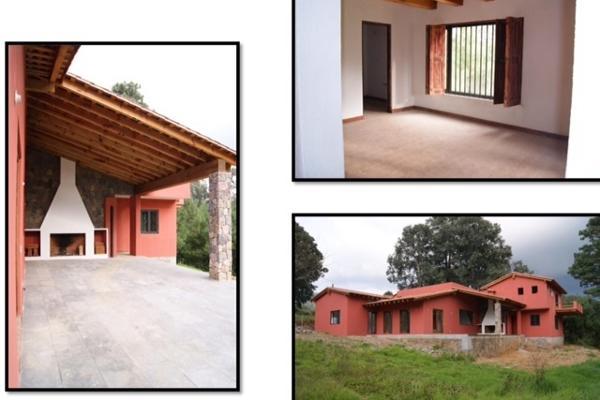 Foto de terreno habitacional en venta en san simón , san simón el alto, valle de bravo, méxico, 5858143 No. 06